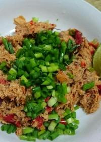 タイ料理✨ナムプリック プラー トゥ✨