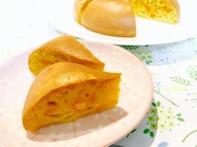 炊飯器で簡単★HMでかぼちゃケーキ