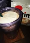 豆乳アイスココアwithホイップ