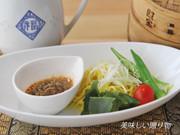 胡麻風味冷やしつけ麺(ちょいピリ辛)の写真
