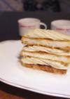 【簡単】甘い~ハニーバナナ☆トースト