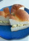 卵&高菜のマヨデリサンド