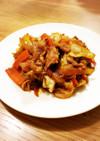 ん〜♡うまい!!豚肉と野菜の味噌炒め