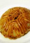 花生月餅 (ピーナッツあん月餅)