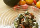 アボカド&ミニトマトの胡麻味噌和え