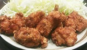 冷めてもカリカリ☆簡単☆鶏肉の唐揚げ