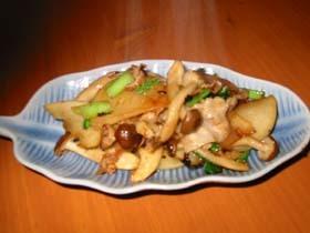 メッチャ簡単、ご飯が進む!かぶと豚肉のトウチー炒め