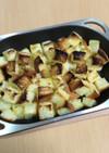スペースパンde自家製、塩風味のクルトン