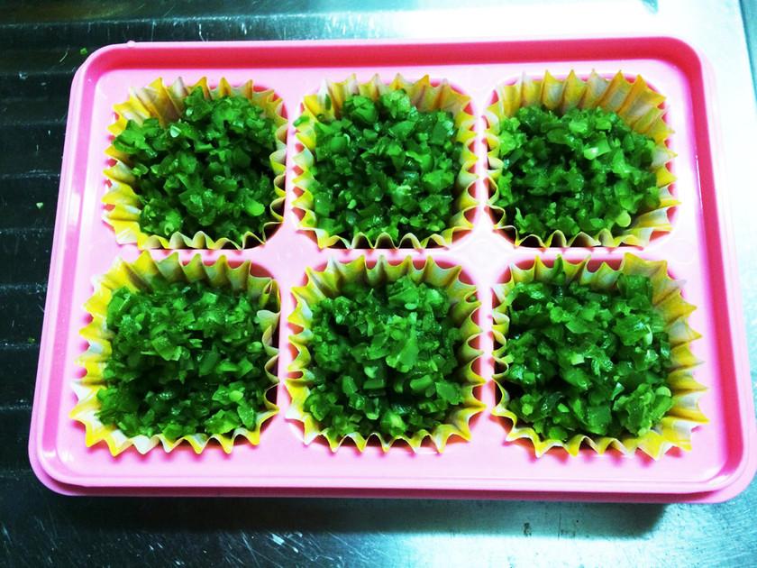 離乳食 中期 インゲン豆