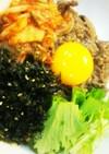 ☆簡単食欲進む韓国風プルコギビーフ丼☆