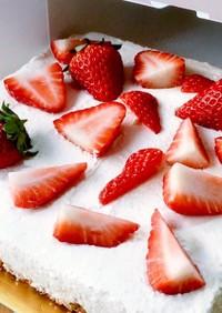 世界一おいしいレアチーズケーキ