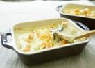 明太子と里芋のグラタン