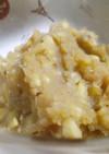 茹で栗で♡手作りのマロンのペースト♡