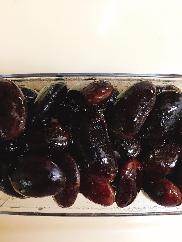簡単 花豆の甘煮