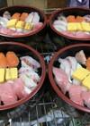 家庭でシロウトな握り寿司