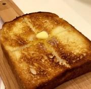 甘酒でHB食パン(卵&砂糖&牛乳なし)の写真