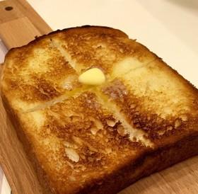 甘酒でHB食パン(卵&砂糖&牛乳なし)