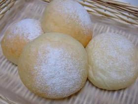 ふわふわ♡もちもち♡白パン♪