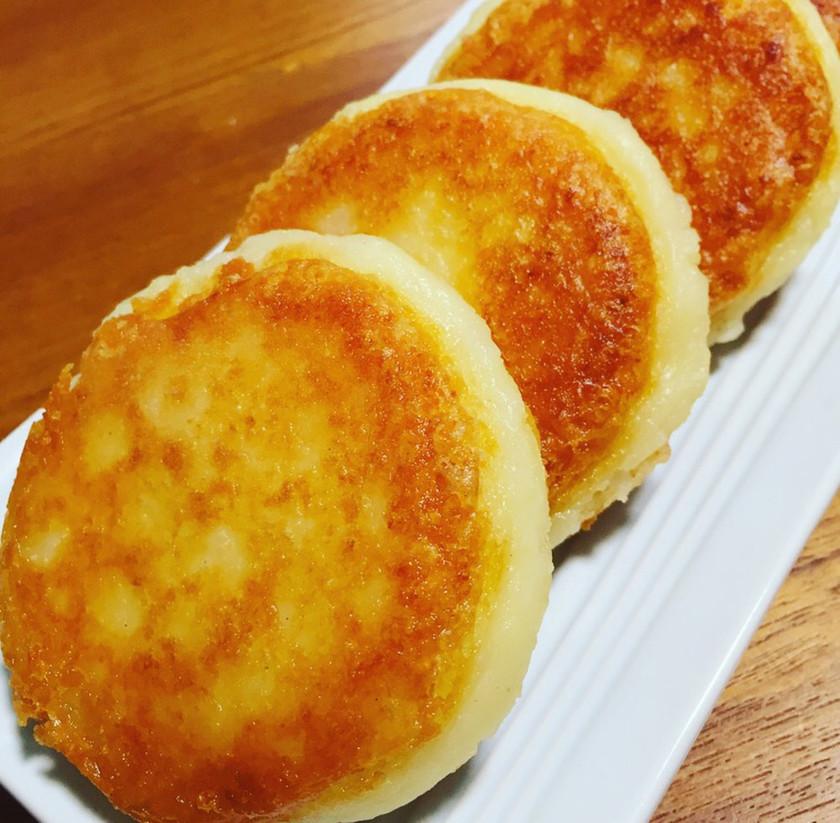 話題入り☆簡単☆揚げないチーズ芋もち
