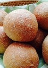ダイエット/ノンオイル 黒糖ふすまパン