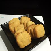 *糖質制限*おからチーズクッキーの写真