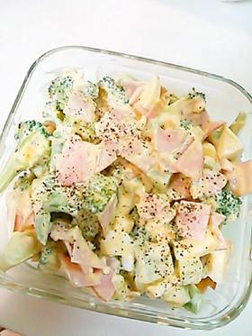 簡単♪低糖質でダイエット&美肌サラダ♡