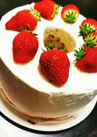 ふわふわ❤基本のプレーンシフォンケーキ