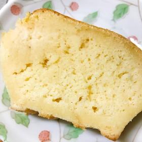サラダ油とHMで♪おからのパウンドケーキ