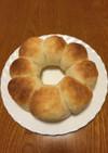 朝から焼きたてパン