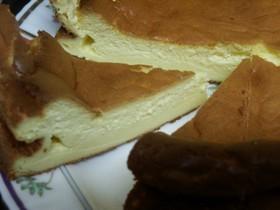 簡単!おいしい!ベイクドチーズケーキ