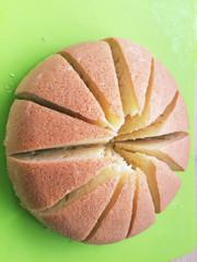 簡単☆炊飯器で定番スポンジケーキの写真