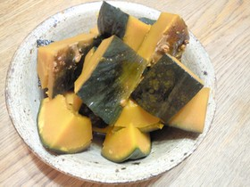 江戸崎かぼちゃのほっくり煮物