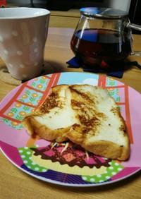 10分で!簡単フレンチトースト
