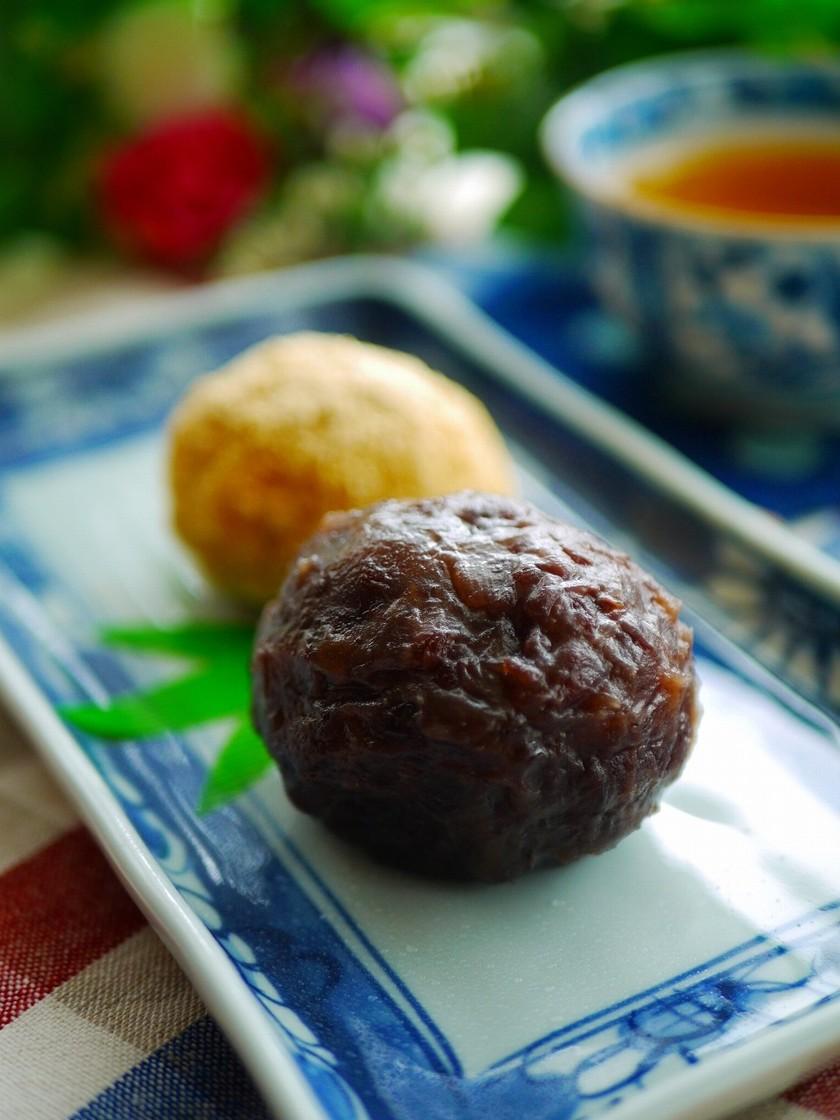 普通のご飯で簡単おはぎの作り方