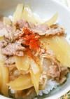 yananaさんちの牛丼