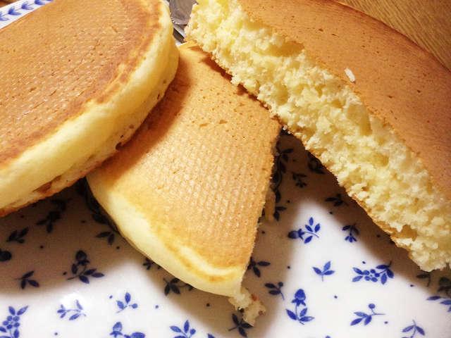 ホット ケーキ ミックス 幸せ の パン ケーキ