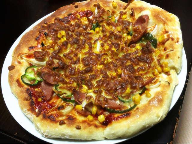 手作り ピザ