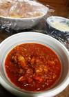 トマト缶でミートソース