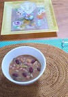 豆スープ都会風