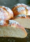 手こねキビ胚芽田舎パン