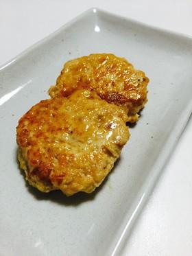 【離乳食完了期】つくね風豆腐ハンバーグ