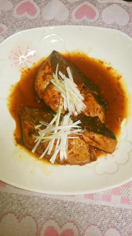 簡単♪ピリ辛で絶品~♡な韓国風煮魚☆