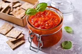 トルコの冬支度トマトソース
