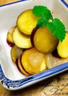 レンチン簡単!さつまいもの蜂蜜りんご煮