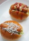 バターロールで再現&アレンジ、納豆ドッグ