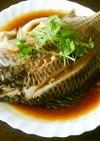 タイ風蒸し魚