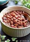 母の味☆圧力鍋でほっこり金時豆の甘煮