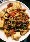 沖縄の味!ヘルシー!豆腐チャンプルー