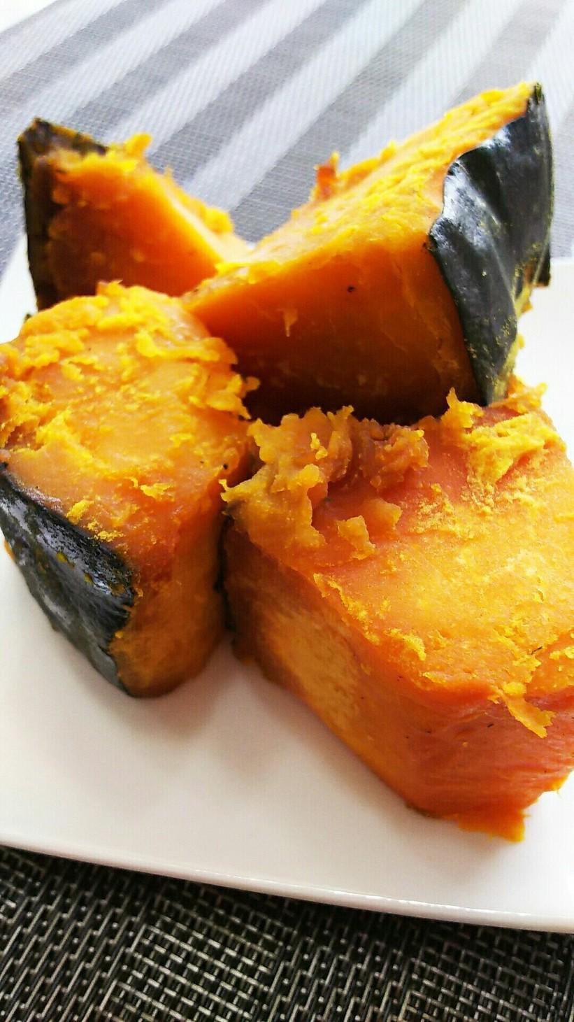 煮るだけ☆簡単☆冷凍かぼちゃの煮物☆