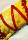 卵が破けず簡単!和風ポテトオムレツ
